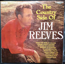 THE COUNTRY SIDE OF JIM REEVES VINYL LP AUSTRALIA