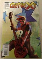 GENEXT & GENEXT UNITED MARVEL 2008 SERIES 5-BOOK LOT NOS 9.4+NM GRADE, CLAREMONT