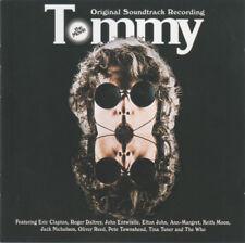 2 CD The WHO - Eric Clapton - Tina Turner - Elton JohnTommy - OST 841 121-2