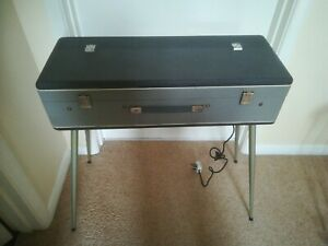 Vintage Lorenzo Portable Chord Organ
