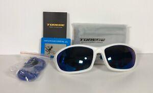 Torege Polarized Sports Sunglasses Men Women Outdoor Cycling Fishing Golf