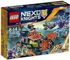 Rebanador de Aaron - LEGO NEXO KNIGHTS 70358 - NUEVO