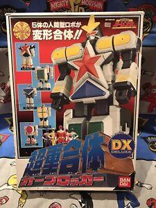 Power Rangers Zeo Ohranger OhBlocker Bandai DX Super Zeo Megazord 4902425484785