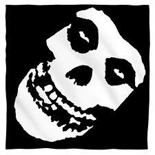 Bandana - Misfits Fiend Skull Flag (22x22 inch)
