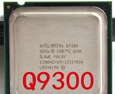 Intel Core 2 Quad Q9300 / 2.50GHz / 6MB / 1333MHz (SLAWE) 775 Desktop Processor