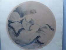 """Original Vintage 1925 Louis Icart Artist Proof Etching """"Awakening"""" LeLever"""