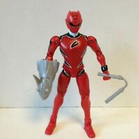 TIGER RED RANGER SOUND FURY JUNGLE FURY  Power Rangers BANDAI ACTION FIGURE