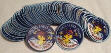 50 Total 1979 Santa Clara County Council - Scout-O-Rama - Boy Scouts Patch - BSA