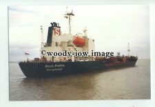 cd0316 - Norwegian Oil Tanker - Stolt Puffin - postcard