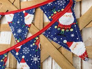 Christmas Decorations Christmas Banner Triangle Bunting Christmas Flag Banner