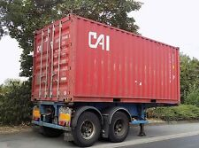 20ft Shipping & Storage Containers Cargoworthy (wind and watertight) - LIVERPOOL