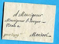 "1808 (SALE DELLE LANGHE) prefilatelica con manoscritto ""POUR EXPRES""  (306194)"
