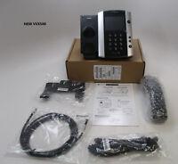 NEW Polycom  VVX 500 12-line Business Phone POE 2200-44500-025