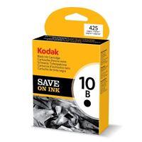 Genuine Kodak 10B Black Ink for ESP 3250 ESP 5250 ESP 7250 - 425 Pages (3949914)