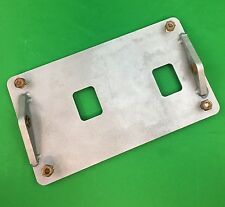 Pre-Owned Comac NuSource Part #200076 Plaque w/Hardware [Omnia 26]