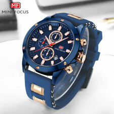 MINI FOCUS Men Watches Business, MF MINI FOCUS Quartz Waterproof, Sport Design..