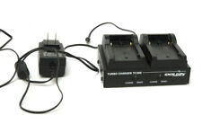 Dolgin 2-Position Battery Charger for TC200 for Canon VIXIA