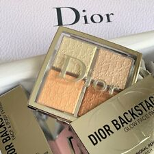 NIB Dior BACKSTAGE Glow Face Palette Highlighter in 002 GLITZ - Full Size