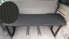 VW T5 & T6 Multivan Multiflexboard Bettverlängerung  Höhe:51cm Schwarz fb128