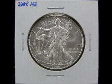 2008, 2009, 2010 AMERICAN SILVER EAGLE DOLLAR BU 3-Coin Lot