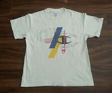 Vintage 80s 90s Champion T Shirt Made In USA Fits Size Large
