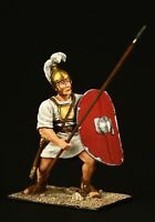 Elite: Roman Auxiliary Soldier 54 mm. metal tin soldier