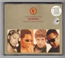 (HC5) The Brand New Heavies, Spend Some Time - 1994 CD