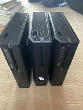 3 X Xbox One Consoles. No Power, Spares Or Repair Console Only