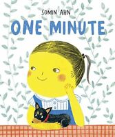 One Minute, Ahn, Somin, New, Book