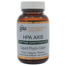 Gaia Herbs Adrenal Support HPA Axis Daytime Maintenance 60