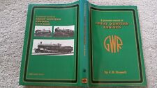 A PICTORIAL RECORD OF GREAT WESTERN ENGINES J H RUSSELL  HBACK