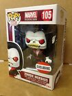 FUNKO POP! Marvel Zombie Morbius #105 Collector Corps Exclusive Vinyl Figure NEW