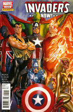 More details for invaders by alex ross huge poster 91cm x 61.5cm*new*rare import*great price!*