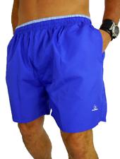 MAWASHI LOGO UNI Übergröße 4XL 7XL Herren Badehose Badeshort Shorts Bermuda  226