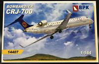 BPK 1/144 Bombardier CRJ-700 (BPK14407) - Lufthansa Regional & United Express