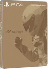 Gran Turismo Sport - Special Edition (Steelbook) - PS4 - BLITZVERSAND - NEU