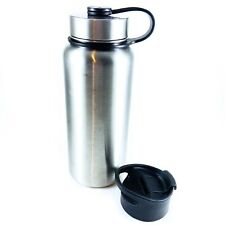 Simple Modern 32oz Insulated Wide Mouth Water Bottle Stainless Steel