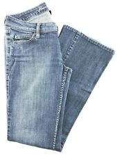 Kenneth Cole Low Rise Boot Cut Medium Wash Jeans Size 4. 26x30