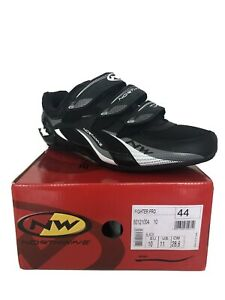 Northwave Fighter Pro Road Cycling Shoes Size 10