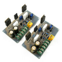 Assemble A30 FET Pure Class A Power Amplifier Board Stereo HiFi Audio Amp Board
