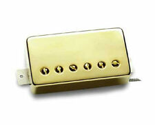 SEYMOUR DUNCAN TB-59 '59 Trembucker Guitar Pickup GOLD FREE BEV OPENER KEY RING