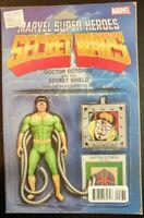 SECRET WARS #3 (of 9) (Action Figure Variant) (2015 MARVEL Comics) ~ VF/NM Book