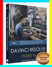 DaVinci Resolve Studio 16.2.2.12 ? For Windows? Lifetime licence ? Download