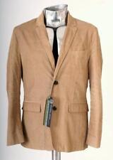 Burberry Brit Sand Beige Corduroy Sports Jacket Suit EU50 Medium £525 Blazer
