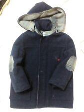 Cappotto bimbo con cappuccio PIERRE CARDIN taglia 30/7 Anni colore  usato