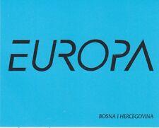 Europa Cept 2004 Bosnia/Herzegovina Mostar booklet  ** mnh (A1320) ROCK BOTTOM