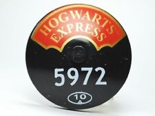 LEGO 4841 - Dish 4 x 4 Inverted w/ Hogwarts Express and '5972' - Black