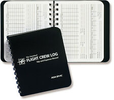 ASA Flight Crew Logbook | ASA-SP-FC | Ideal for Airline Pilots and Instructors