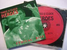 "THREE O'CLOCK HEROES ""CYNICAL BITE"" - CD - 1 BONUSTRACK"