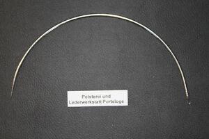 Polsternadel / Garniernadel gebogen 150mm